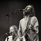 Chris Robinson Brotherhood live at Bospop 2019